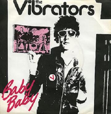 The Vibrators cover