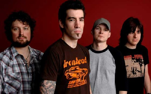 Theory Of A Deadman cover
