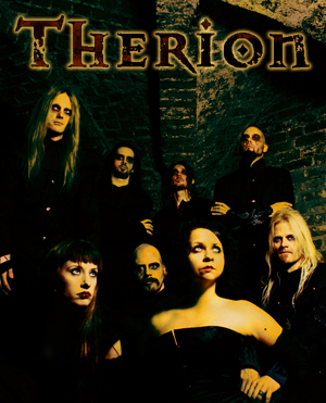 Therion cover