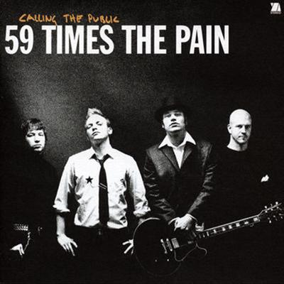 59 Times the Pain cover