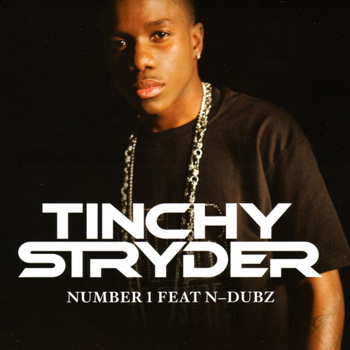 Tinchy Stryder cover