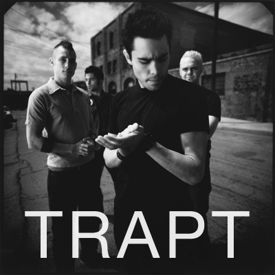 Trapt cover