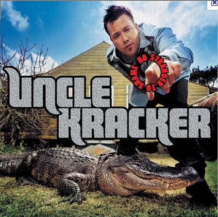 Uncle Cracker cover
