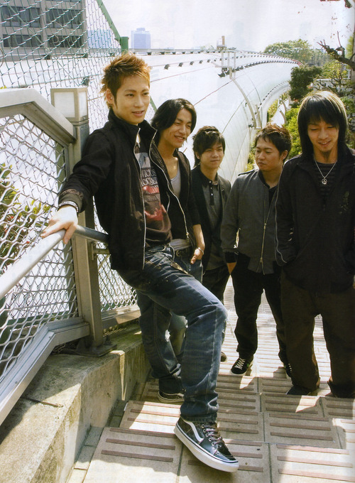 UVERworld cover