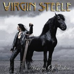 Virgin Steele cover