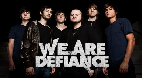 WE ARE DEFIANCE cover