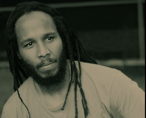 Ziggy Marley cover